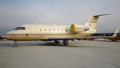 N603CC - Canadair CL-600-1A11 Challenger 600 - Private