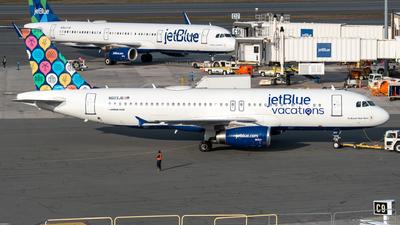 N603JB - Airbus A320-232 - jetBlue Airways