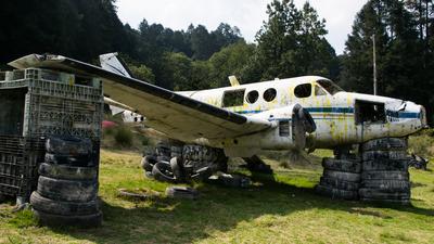 XB-JNN - Beechcraft C90A King Air - Private