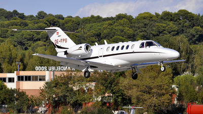 OE-FPS - Cessna 525A CitationJet 2 - Private