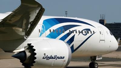 SU-GES - Boeing 787-9 Dreamliner - EgyptAir