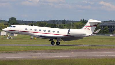 EJ-ADMI - Gulfstream G650ER - Gainjet Ireland