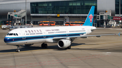 B-6622 - Airbus A321-211 - China Southern Airlines