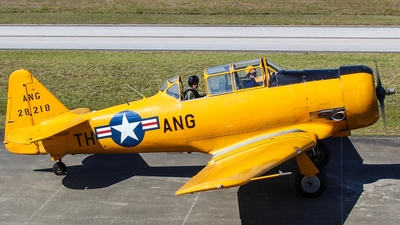 N5632V - North American T-6G Texan - Stallion 51
