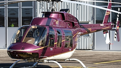 D-HISF - Bell 407 - Private