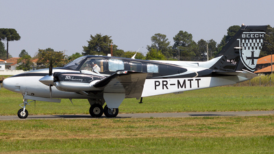 PR-MTT - Beechcraft G58 Baron - Private