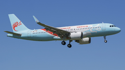 F-WWIT - Airbus A320-251N - Loong Air