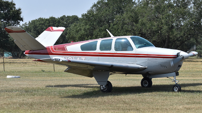 N614T - Beechcraft J35 Bonanza - Private