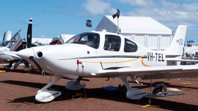 VH-TEL - Cirrus SR20 - Private