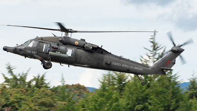 FAC4127 - Sikorsky AH-60L Arpia III - Colombia - Air Force