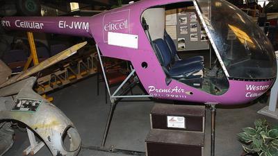 EI-JWM - Robinson R22 Beta - Century Aviation