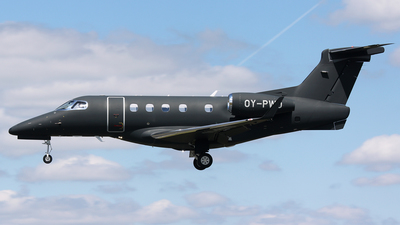 OY-PWO - Embraer 505 Phenom 300 - Private