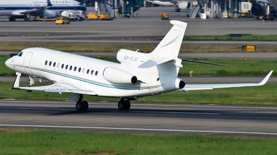 OY-EJD - Dassault Falcon 7X - Private