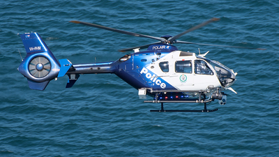 VH-PHM - Eurocopter EC 135P2+ - Australia - New South Wales Police