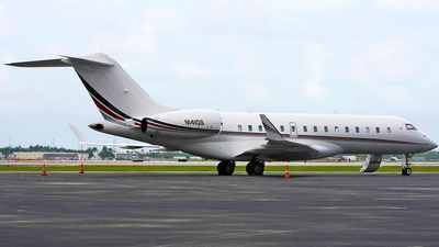N141QS - Bombardier BD-700-1A10 Global 6000 - NetJets Aviation