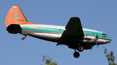 A picture of CGTPO - Curtiss C46F Commando - Buffalo Airways - © Kevin Porter