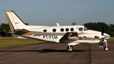 PT-FCM - Beechcraft C90A King Air - Private