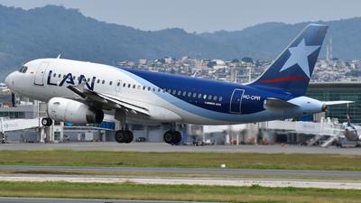 HC-CPR - Airbus A319-132 - LAN Ecuador