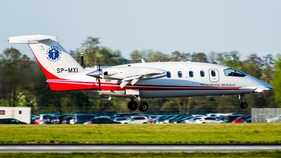 SP-MXI - Piaggio P-180 Avanti - Lotnicze Pogotowie Ratunkowe