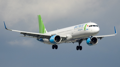 VN-A591 - Airbus A321-251N - Bamboo Airways