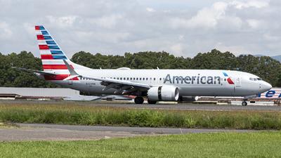 N323RM - Boeing 737-8 MAX - American Airlines