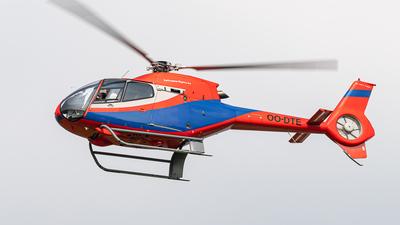 OO-DTE - Eurocopter EC 120B Colibri - Private