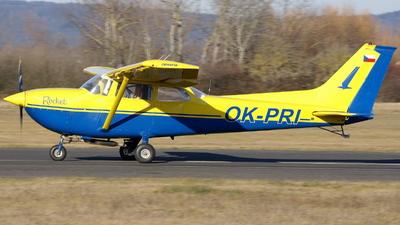 OK-PRI - Reims-Cessna FR172J Reims Rocket - Private