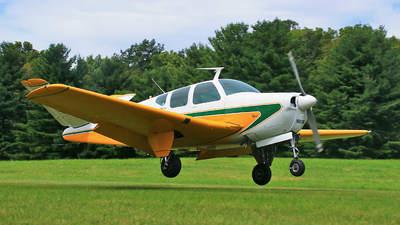 N4316D - Beechcraft G35 Bonanza - Private