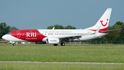 OO-JPT - Boeing 737-8K5 - TUI