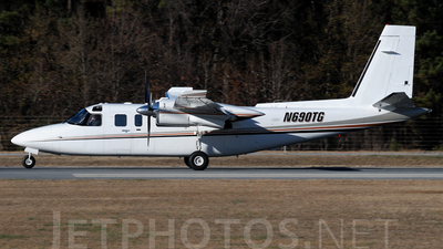 N690TG - Rockwell 690A Turbo Commander - Private