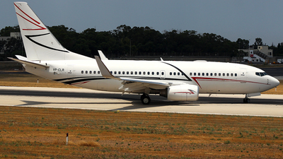 VP-CLR - Boeing 737-7EM(BBJ) - Lukoil-Avia
