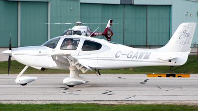 C-GAWM - Cirrus SR22 G3 Turbo GTS - Private