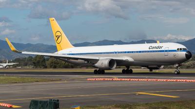 D-ABUM - Boeing 767-31B(ER) - Condor