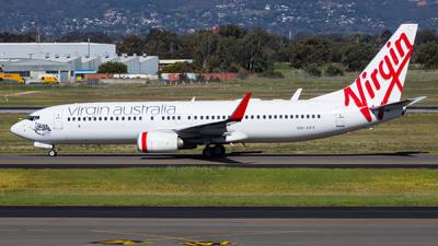 VH-YFT - Boeing 737-8FE - Virgin Australia Airlines