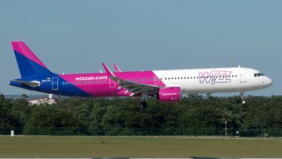 HA-LVI - Airbus A321-271NX - Wizz Air