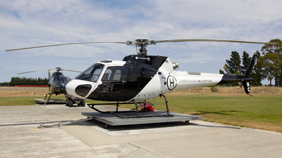 ZK-HNC - Eurocopter AS 350B2 Ecureuil - Christchurch Helicopters