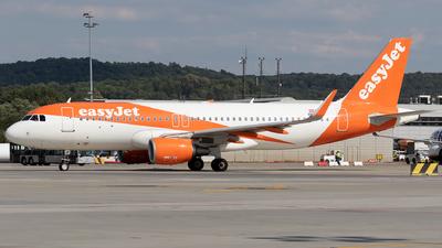 OE-IJF - Airbus A320-214 - easyJet Europe