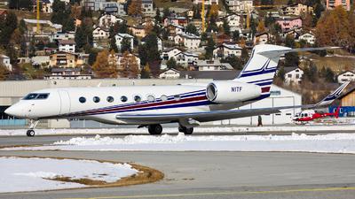 N1TF - Gulfstream G650 - Private