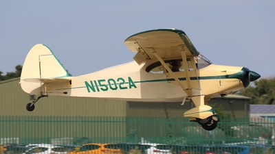 N1502A - Piper PA-20-135 Pacer - Private