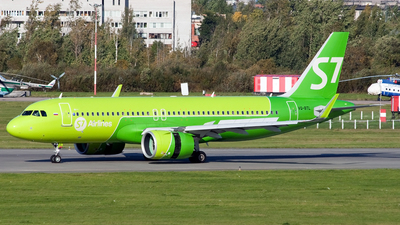 A picture of VQBTL - Airbus A320271N - S7 Airlines - © Ivan Goreza