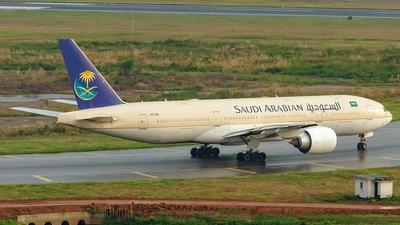 HZ-AKL - Boeing 777-268(ER) - Saudi Arabian Airlines