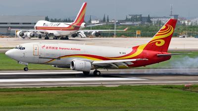 B-2113 - Boeing 737-36N(SF) - Suparna Airlines