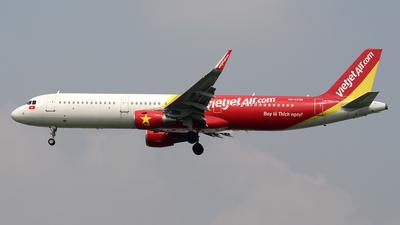 VN-A532 - Airbus A321-211 - VietJet Air