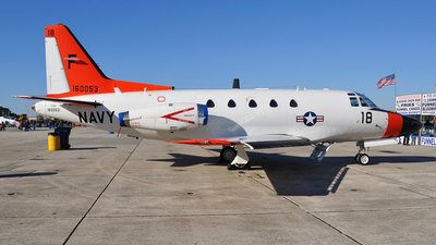 160053 - North American T-39G Sabreliner - United States - US Navy (USN)