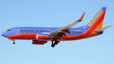N919WN - Boeing 737-7H4 - Southwest Airlines