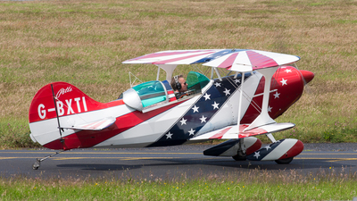 A picture of GBXTI - Pitts S1S Special - [NP1] - © Rolf Jonsen
