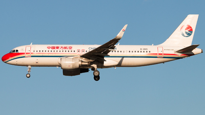 B-1865 - Airbus A320-214 - China Eastern Airlines