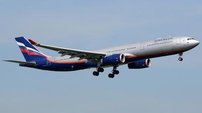 A picture of VQBCU - Airbus A330343 - [1065] - © Benjamin Exenberger