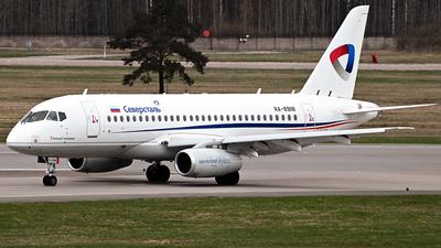 A picture of RA89118 - Sukhoi Superjet 10095B - Severstal Aircompany - © Luba Ostrovskaya