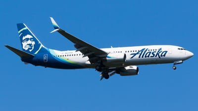 N513AS - Boeing 737-890 - Alaska Airlines